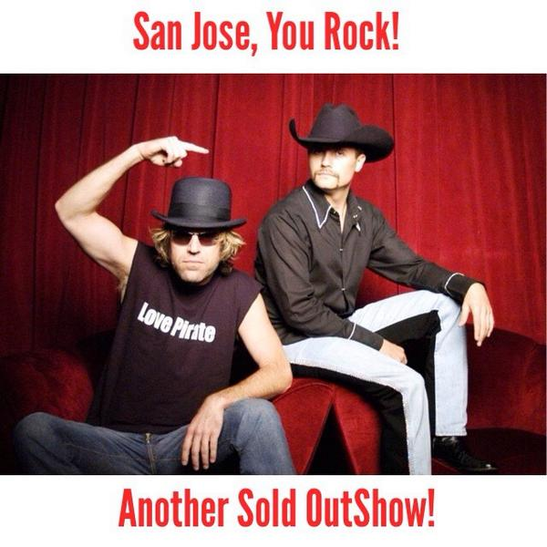 The @bigandrich show at Rodeo Club is SOLD OUT!! Y'all rock! #sanjose http://t.co/ApRBZcfRyG