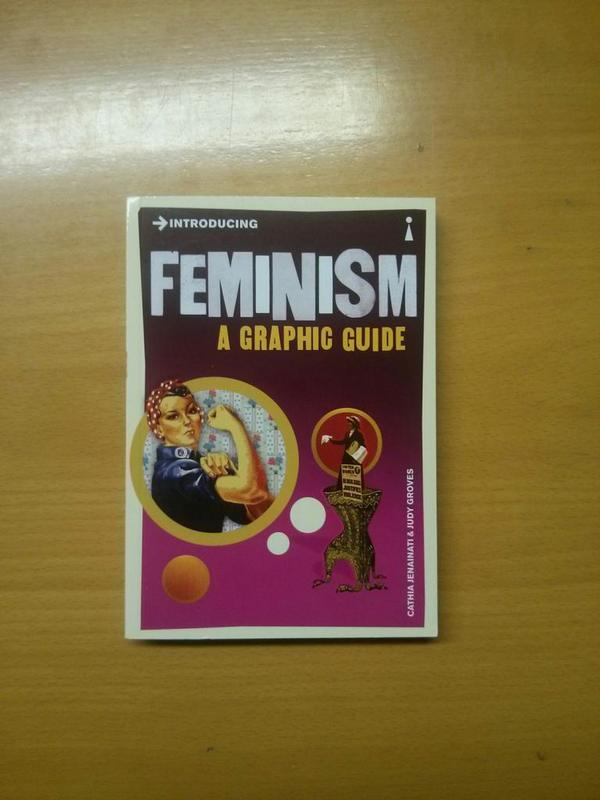 I'm giving away a copy of Introducing Feminism: A Graphic Guide because ... TUESDAYS. RT to win. #yourewelcome http://t.co/fycqti6jyb