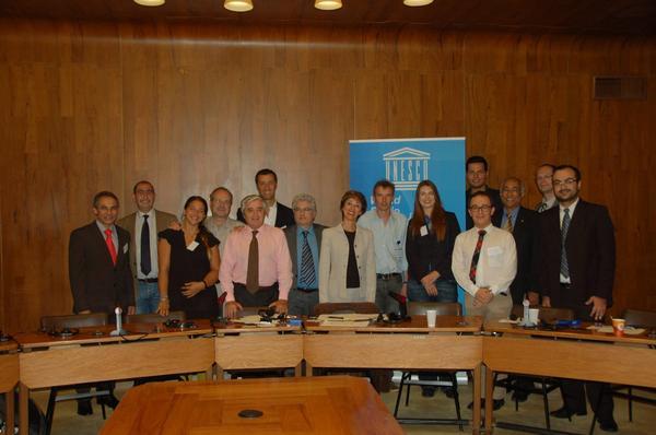 International Radio Committee at UNESCO´s headquarters, Paris 2014.