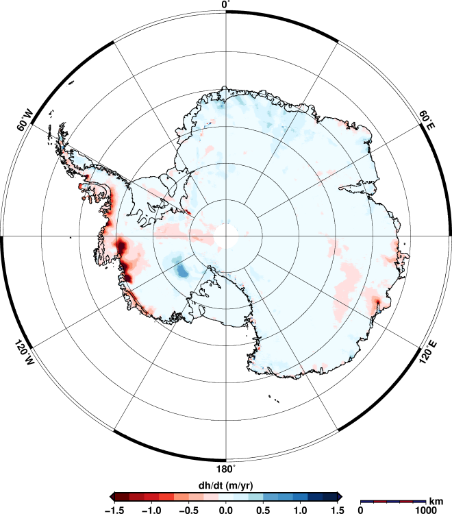 RT @johannes_mono: Antarctica has lost enough ice to cause a measurable shift in gravity: http://t.co/llLtt6ZHid http://t.co/Th1zH0dsob