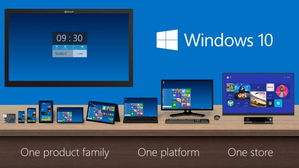 Adiós @windowsphone! Todo será @Windows 10 http://t.co/EH3mcfYLJE http://t.co/FVPbMvVtLp