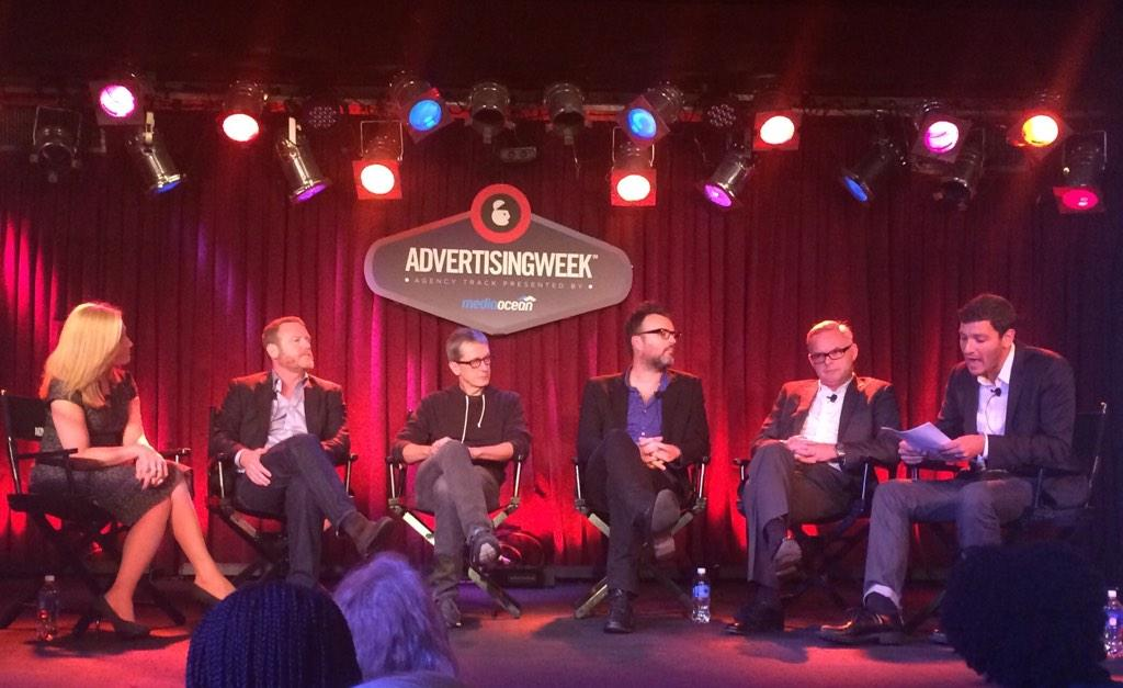 Understanding & developing the relationship w/ the client, is changing the product -Chris MacDonald @McCann_WW #AWXI http://t.co/QLBcav9BUv