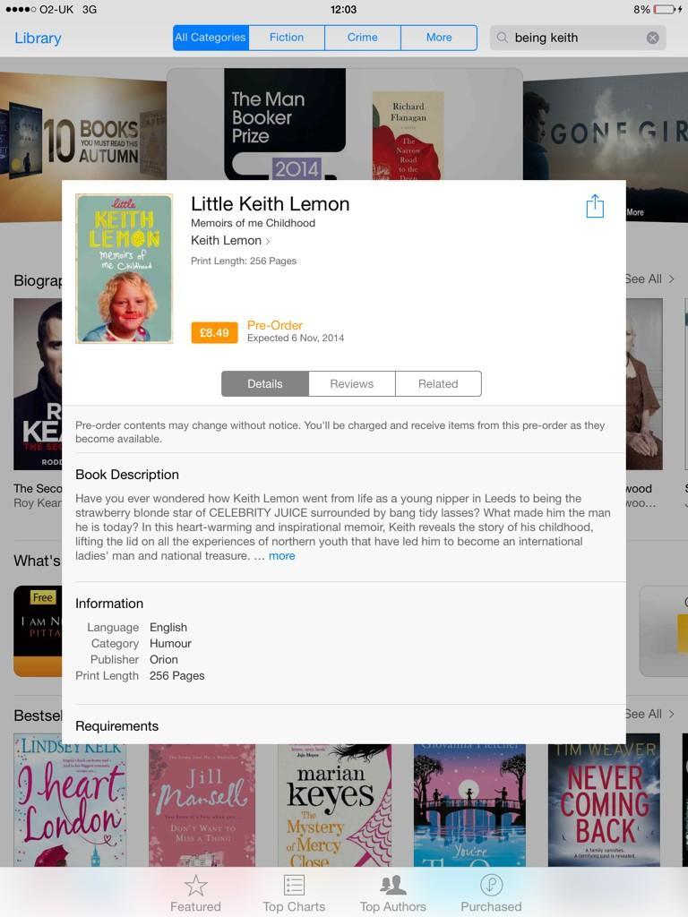 Pre order on iTunes! http://t.co/bNiBsrrdzR