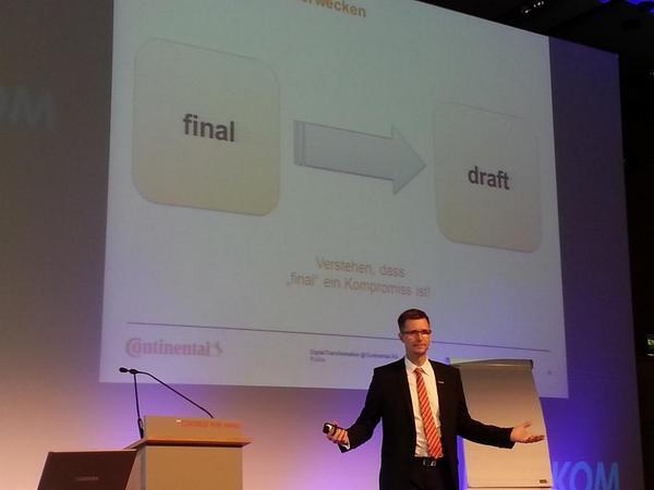 Keynote BITKOM KnowTech - Harald Schirmer
