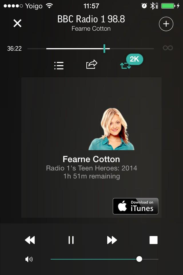 RT @JamesMartinEmms: Gets me through the day! @BBCR1 @Fearnecotton #atwork http://t.co/aJDkdibj8h