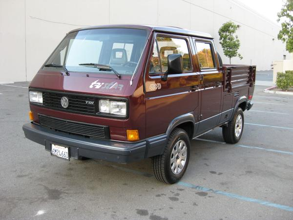 Just Kampers On Twitter Rarer Than You Think T25 Tristar Syncro