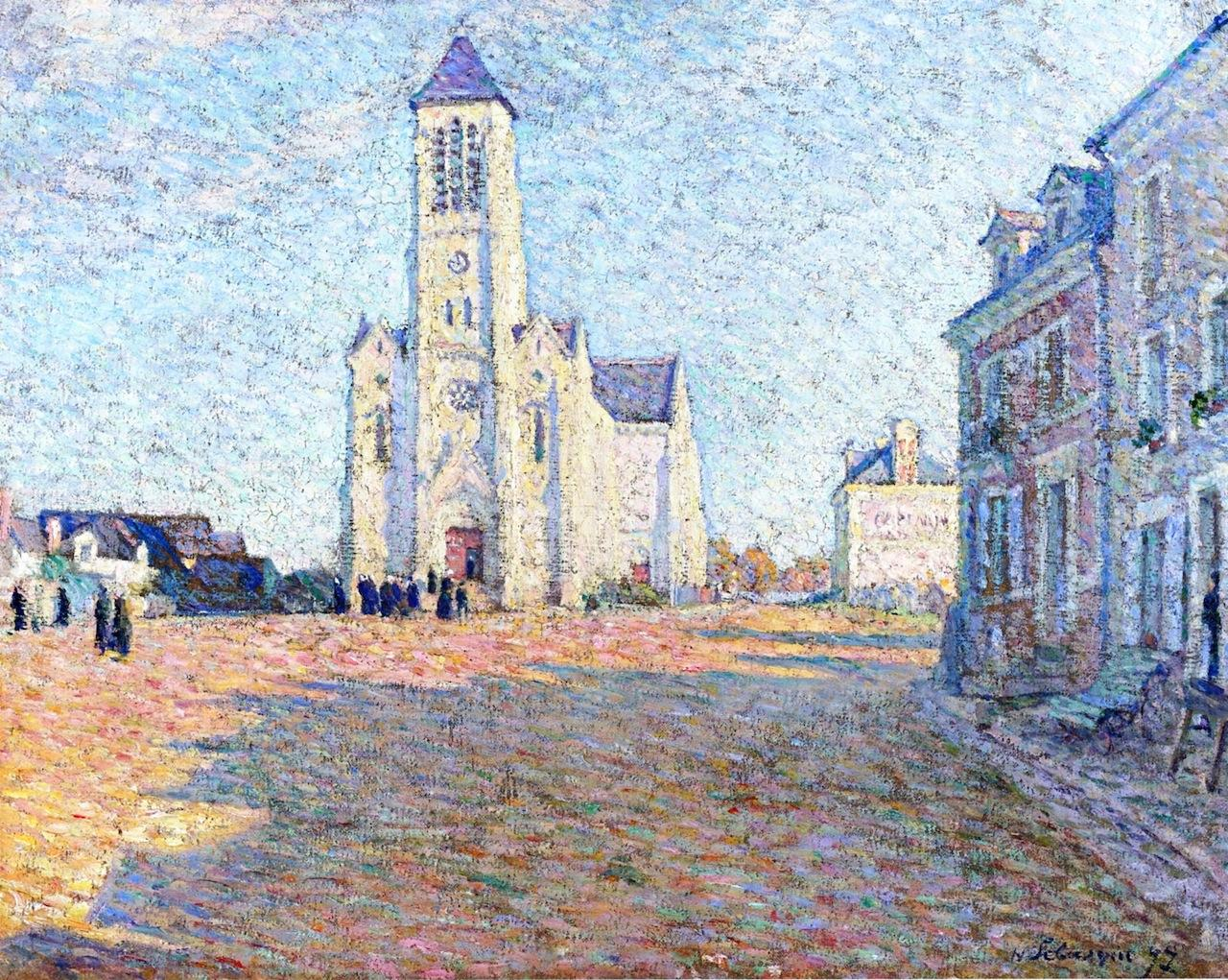 Church in a Village