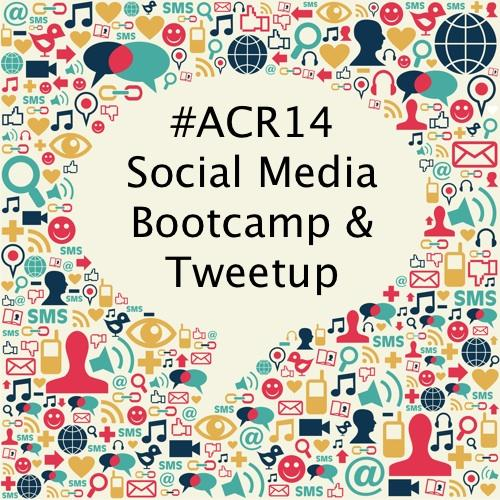 [New post] #ACR14 Social Media Bootcamp & Tweetup http://t.co/WBtWTwUpQJ http://t.co/7crA7GElHk