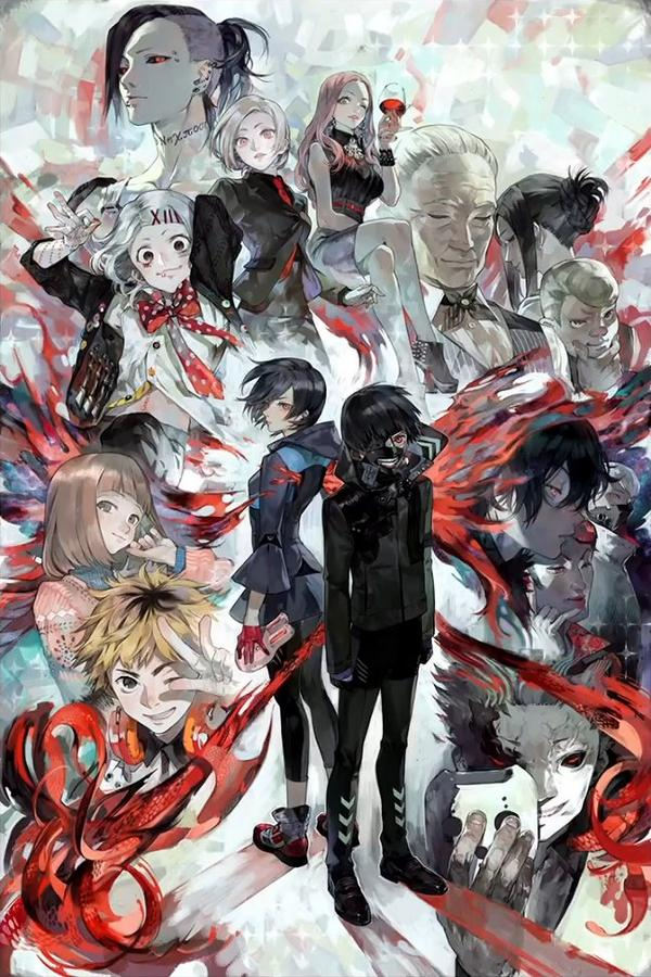 Tokyo Ghoul SS2 - Image 1