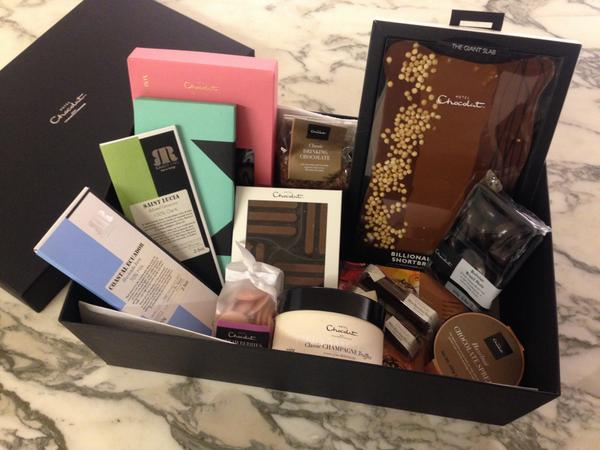 To mark #ChocolateWeek, RT to win this @HotelChocolat hamper, Bean to Bar experience & tickets to their weekend event http://t.co/dHY4f6vkXW