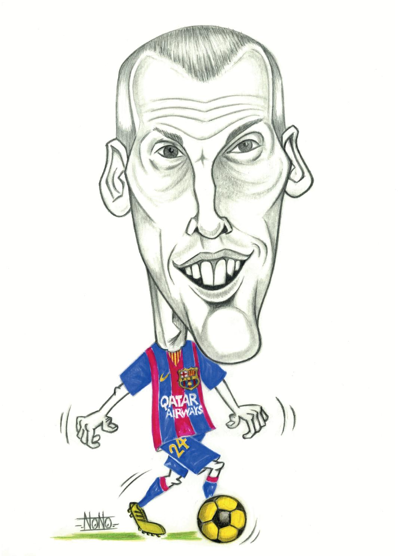 Mesqueunclub Gr Caricature Mathieu