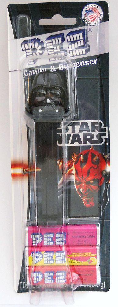 #StarWars Darth #Vader #Pez The Phantom Menace Collection 2012 https://t.co/skmo6eIihe https://t.co/zILTnJiKi2