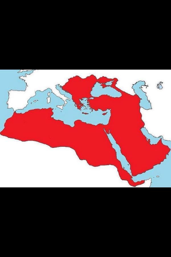 الزمن الجميل On Twitter هذه خارطة لأقصى إتساع للدولة العثمانية Meshari Osaimi Http T Co Kkrgduiah0