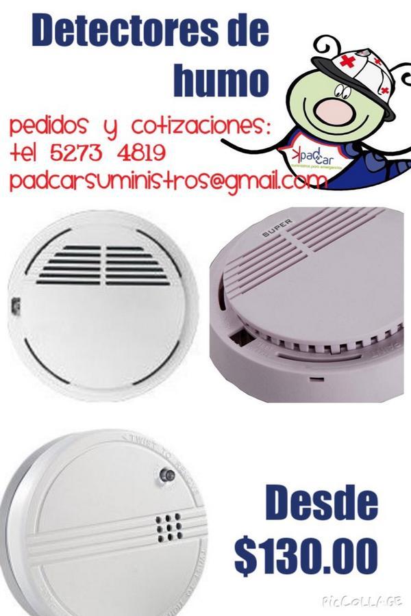 Padcar on twitter detectores de humo - Detectores de humos ...