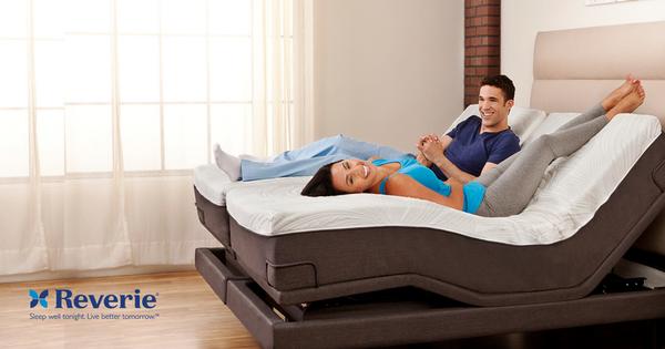 Time for a new bed? RT for a a chance to win a new sleep system from @ReverieSleep #SleepStrong http://t.co/9ZILqtp7Fl