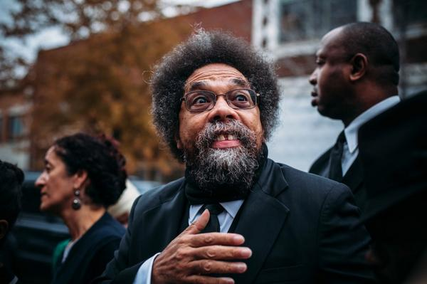 """""""I didn't come to #StLouis to give a speech, I came to go to jail"""" @CornelWest http://t.co/Cy6jbv1vLj"""