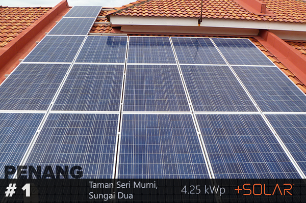 +SOLAR 4.25kWp installation at Sg Dua, Penang Check that out https://t.co/EvgJjrUJMQ #Solar #Malaysia #GoGreen http://t.co/NQ57wiafrr