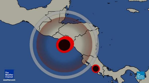 At least one confirmed dead in tonight's M7.3 #earthquake in Central America: http://t.co/2hK591TrII http://t.co/IQaLLol8RK