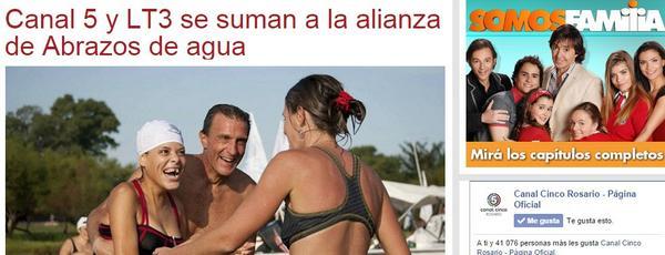 """Thumbnail for Patricio Huerga visitó """"En Acción"""""""