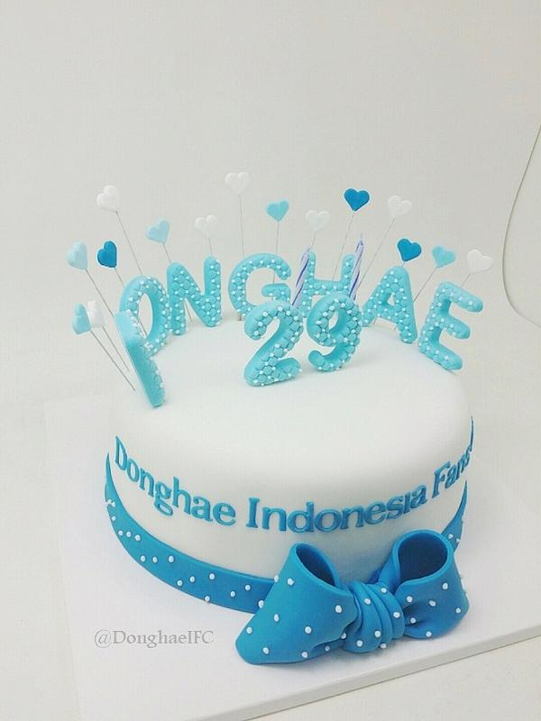 Project Birthday Donghae Donghae's 29 Birthday Project