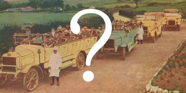Thumbnail for Our #Top10 Charabanc Destinations
