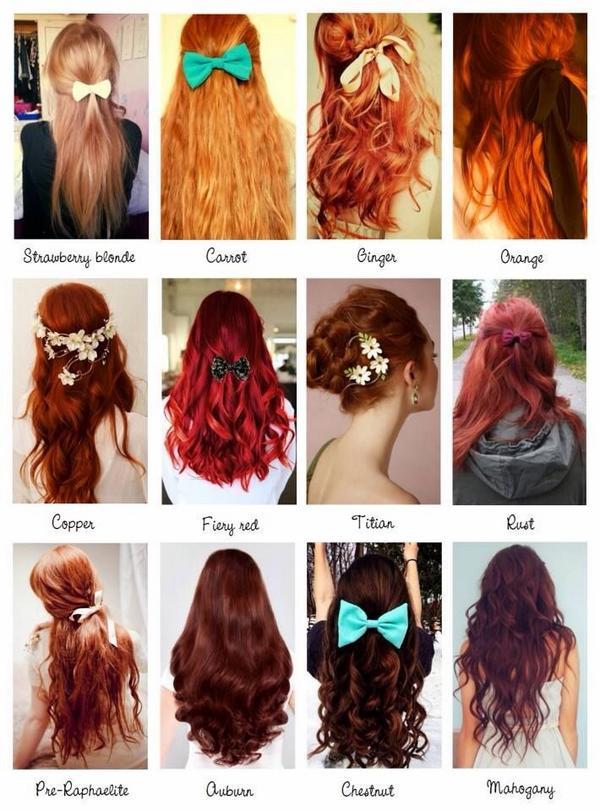 赤毛は皆同じじゃないよ。 #珍英語勉強しよう http://t.co/za1M2rRXuq