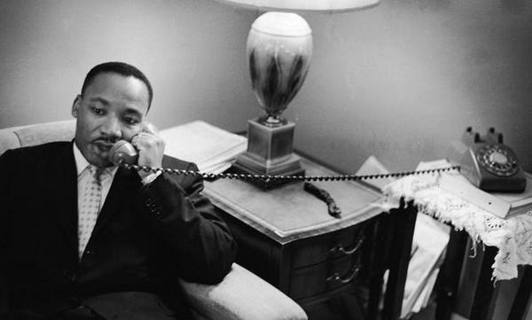 50 years ago today, Martin Luther King Jr. won the Nobel Peace Prize: http://t.co/nV6zZx5IEb http://t.co/sGtPwDWKY7