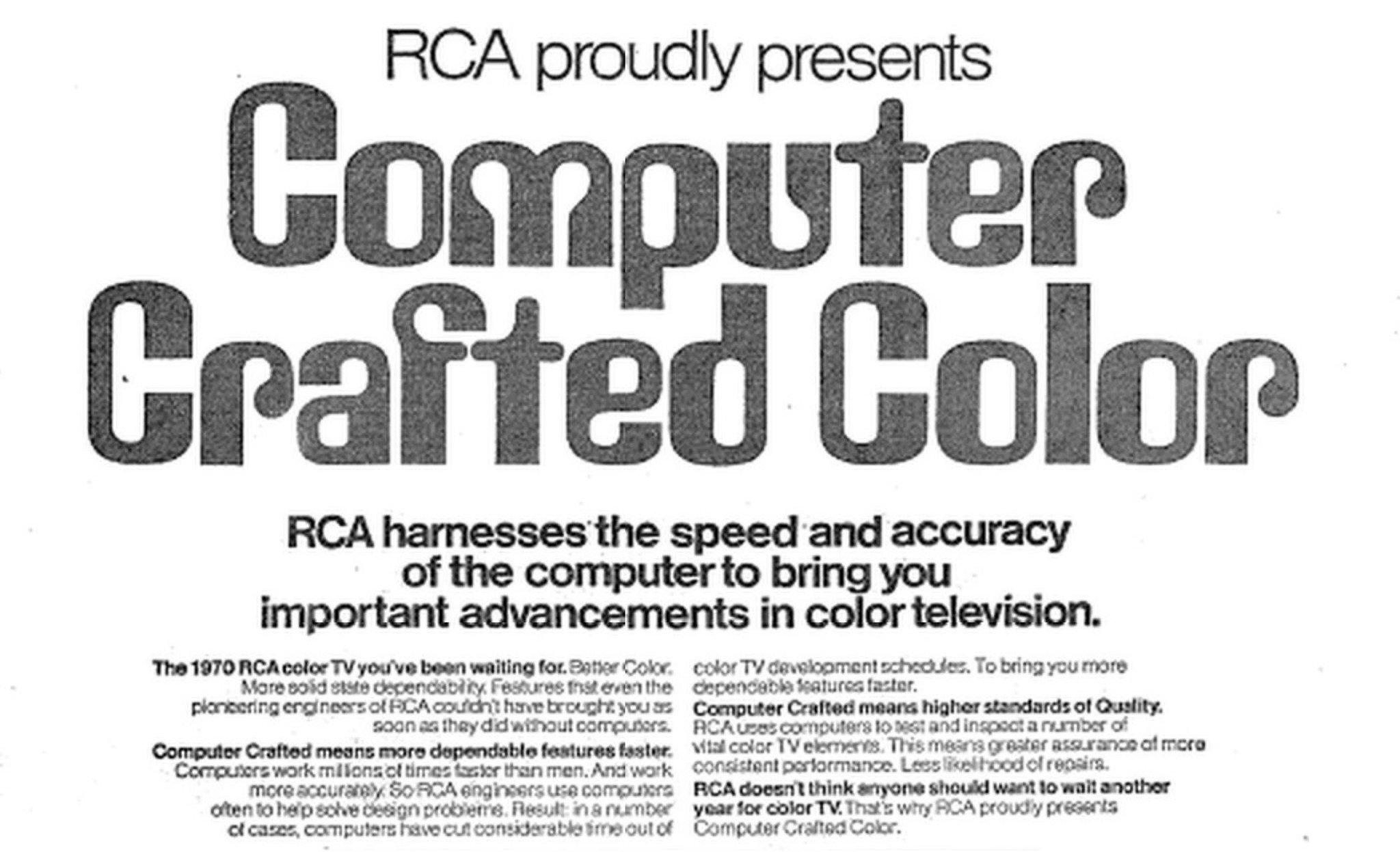RCA ad