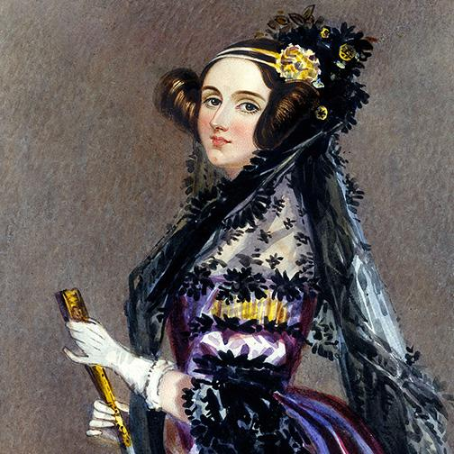 We salute the world's first computer programmer, and applaud women in #STEM. Happy Ada Lovelace Day! http://t.co/sDahCihLjl
