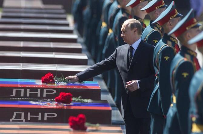 Путин согласился приравнять российских пропагандистов к участникам боевых действий - Цензор.НЕТ 8072