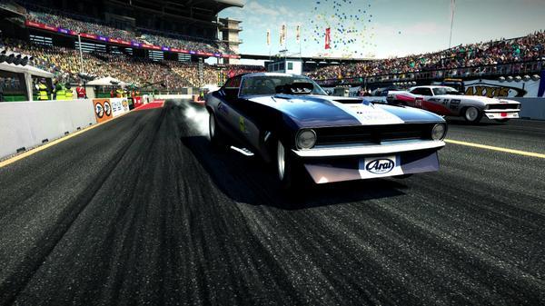 Grid Autosport Drag racing DLC