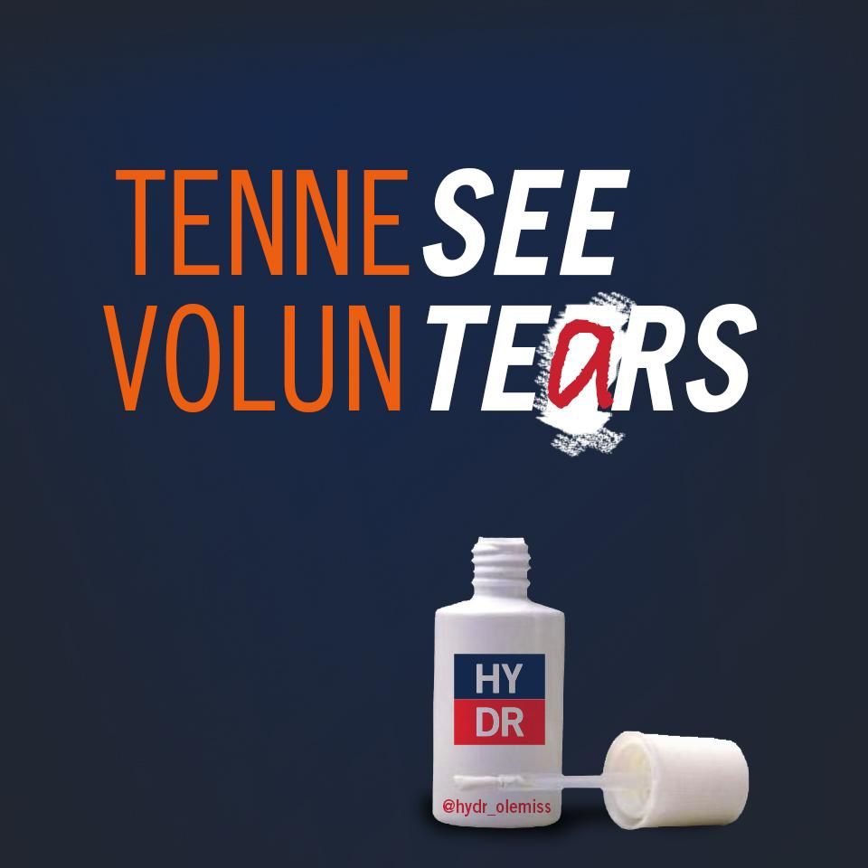 #beatTennessee #HYDR http://t.co/Ph5zXZWzDU
