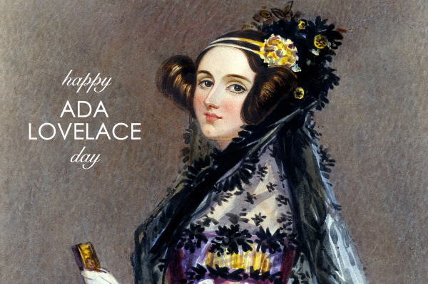 It's Ada Lovelace Day, So Here's A Brief History Of Her EXTREME RADNESS http://t.co/e3PeLWiiP4 http://t.co/NF9zBmrEYU