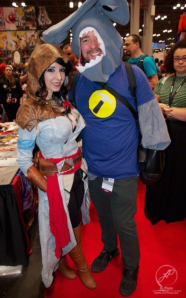 @Ridd1e thanks again for the fantastic costume idea tips & so neat to meet ya! (Photo by @PassionMD) http://t.co/w0nbDmvdm7