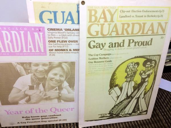 RIP San Francisco Bay Guardian