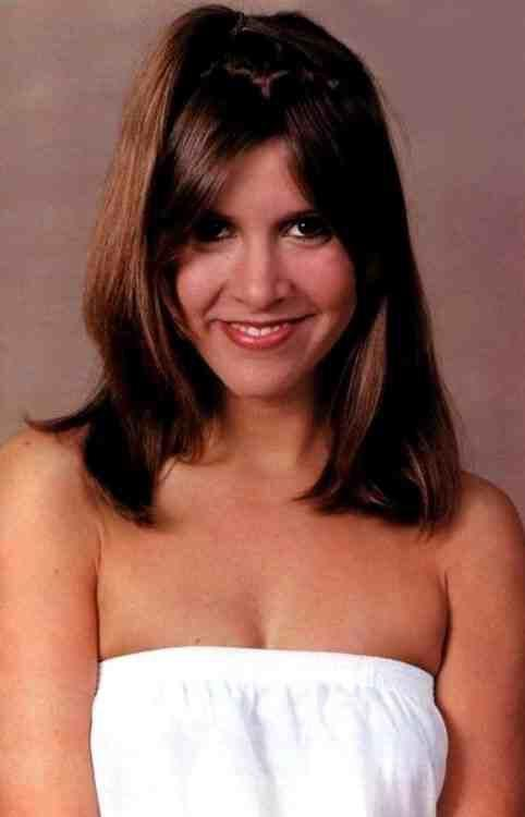FAF lady of the day Carrie Fisher! http://t.co/ML8RILf9gw