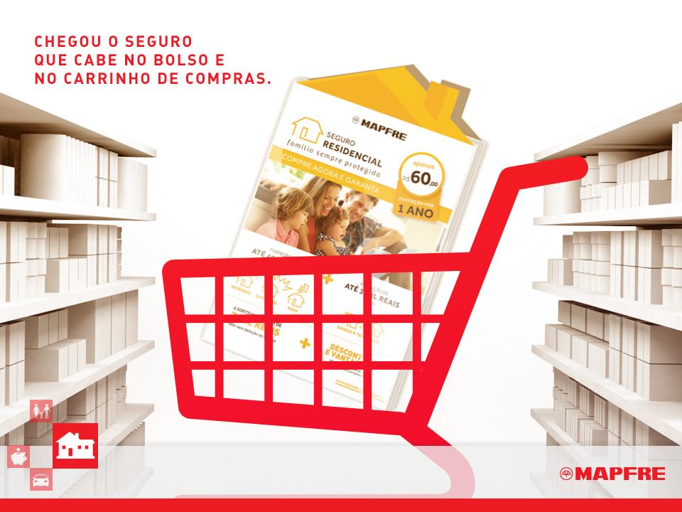 Seguro de casa será vendido em cartão de R$ 60 em metrôs e supermercados