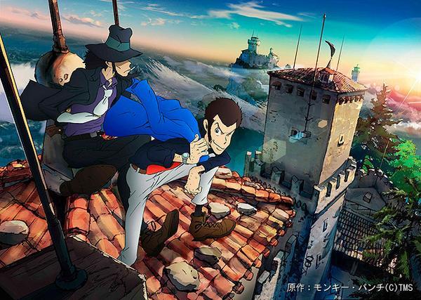 [映画ニュース] 「ルパン三世」30年ぶり新シリーズ製作 総監督に「カリオストロの城」原画の友永和秀 http://t.co/KPrNDPImXb #映画 #eiga http://t.co/3s6dIkcFrh