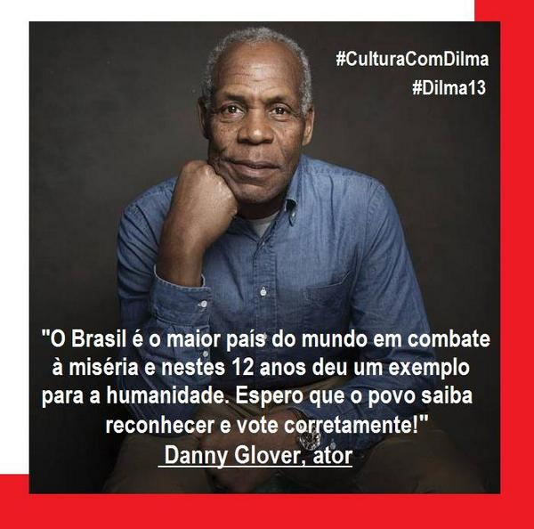 Brazil is the largest country in fighting poverty & in the past 12 years has set an example for humanity. #Dilma13 http://t.co/38gnExHIi1