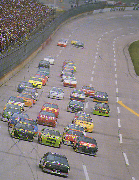 classic nascar on twitter racing action talladegasupers in the