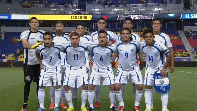 14-10-2014 - Amistoso El Salvador 1 Ecuador 5. Bz8WH1MIIAArLdz
