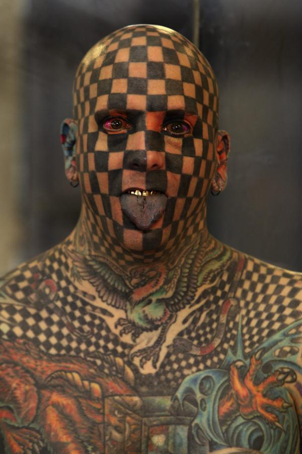 El Tiempo Colombia On Twitter El Hombre Más Tatuado Del Mundo