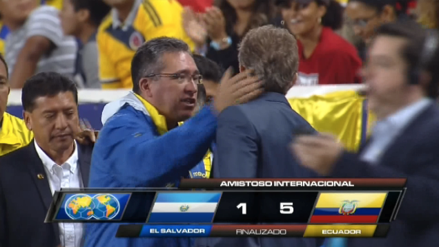 14-10-2014 - Amistoso El Salvador 1 Ecuador 5. Bz8vLGAIgAAJDj8
