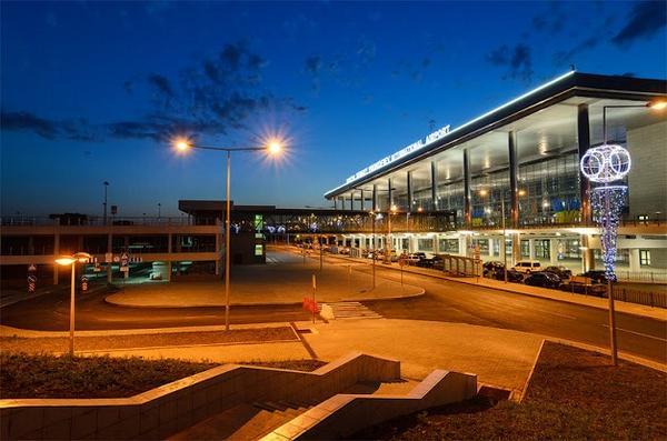 ドネツク空港。 セルゲイ・プロコフィエフ(ドネツクセルゲイ・プロコフィエフ国際空港)。 公式sayt.3