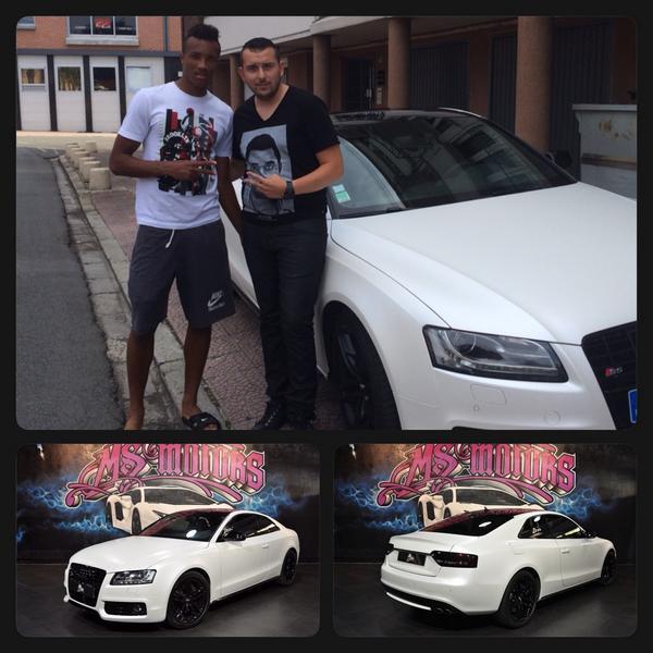 Piero Ms Motors On Twitter Audi S5 Blanc Mat Satin By