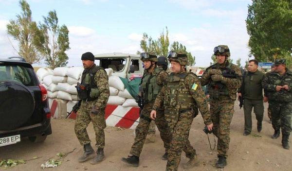 Яценюк сегодня проверит готовность Вооруженных Сил к зиме - Цензор.НЕТ 9061