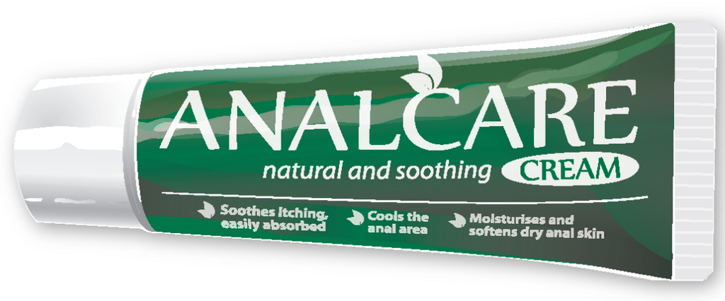 Anal itching cream
