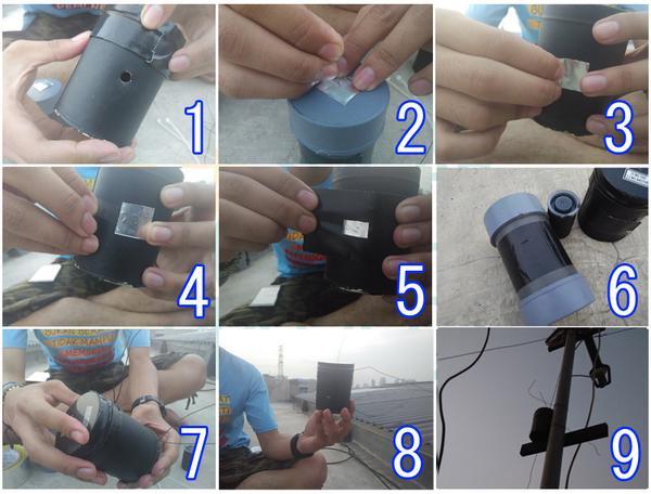 Cara Membuat Kamera untuk Solargraphy