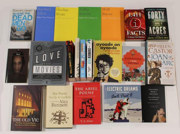 Competition time! We're giving away all of this week's brilliant new books. RT to win, closes at 4pm. http://t.co/AHFpkIIGVC