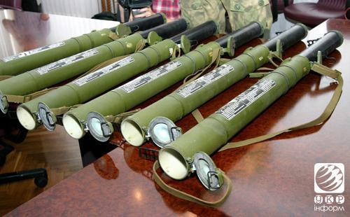 У чиновницы Минэкологии нашли склад реактивных противотанковых гранат - Цензор.НЕТ 5370